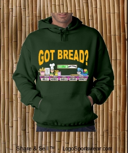 GREEN GOT BREAD? Design Zoom